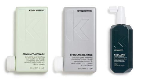 Men's Wash. Rinse. and Thickening Hair Loss
