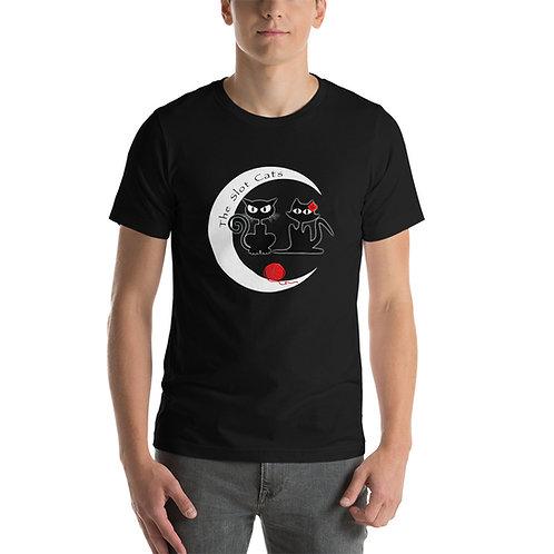 Short-Sleeve Unisex T-Shirt - Moon