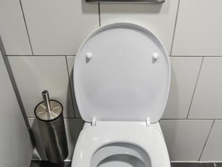 防災ごっこ~トイレの話