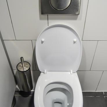 Clean Washrooms & Toilets