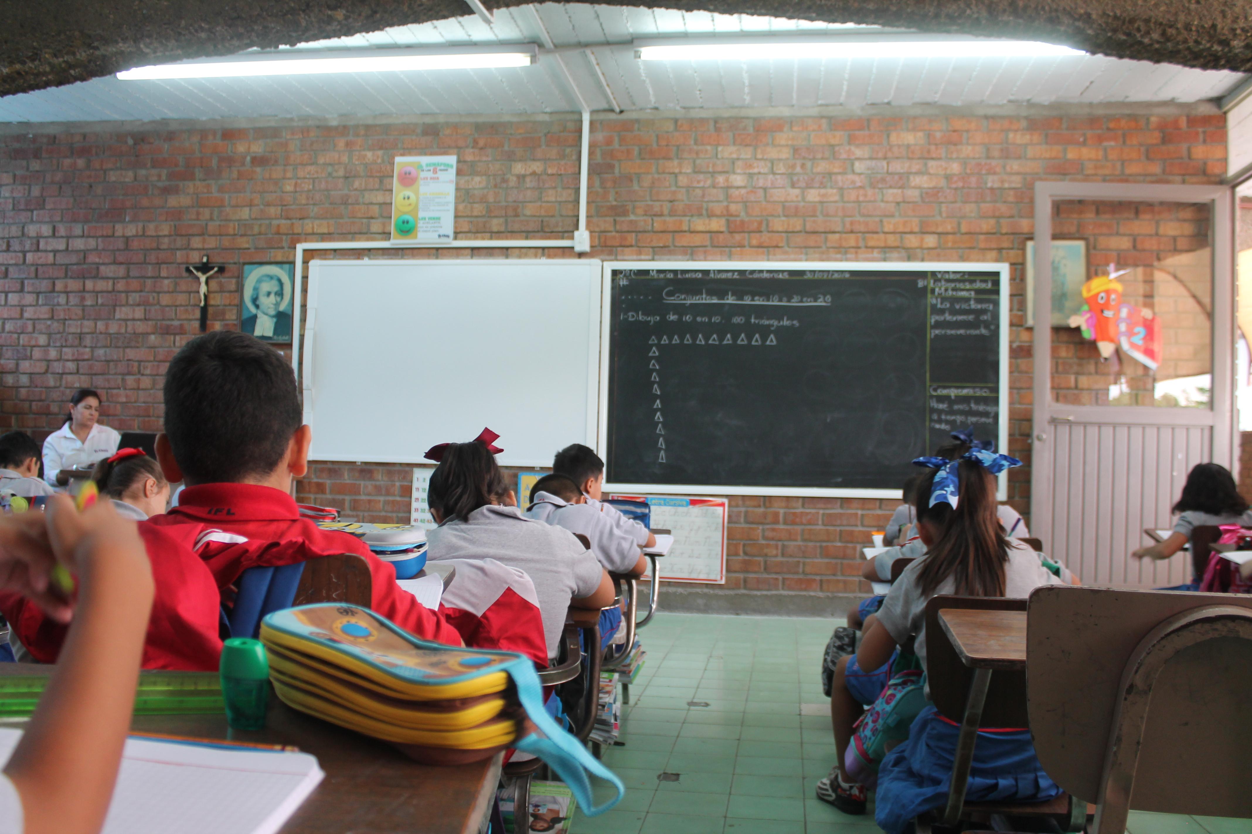 TICS EN EL SALÓN DE CLASES