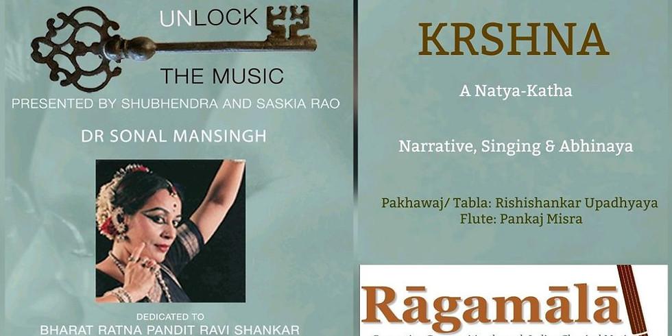 Krshna by Dr.Sonal Mansingh