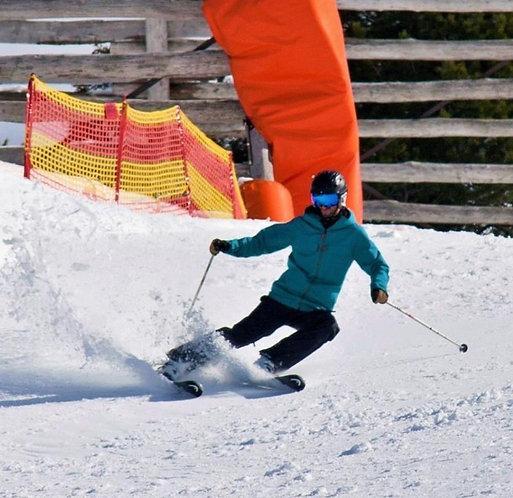 שעתיים הדרכת סקי