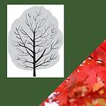 Autumn Fantasy Tree