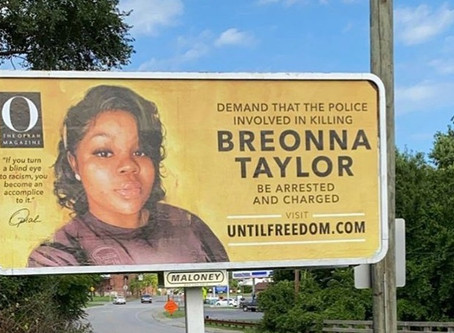 Oprah Launches Billboard Campaign Demanding Justice for Breonna Taylor