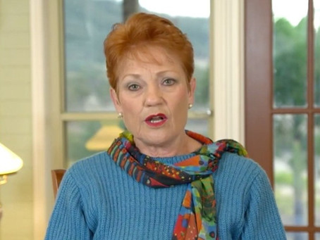 Breakfast TV Yet Again Gives Pauline Hanson A Platform To Voice Her Controversial Opinions