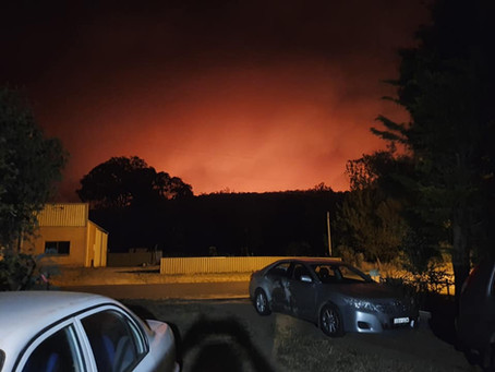 'We're Just Waiting To See If We Got A Home To Go Back To': The Reality of The Bushfire Crisis