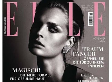 'ELLE' Germany Called Out for Being Tone Deaf