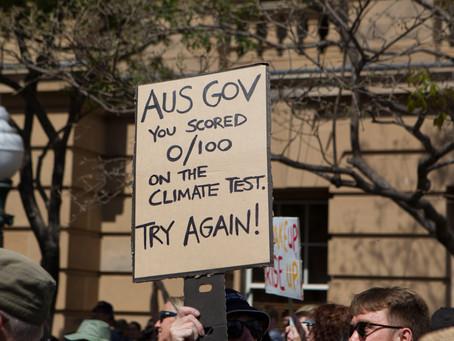 Thousands Protest Across Australia Demanding Climate Change Action