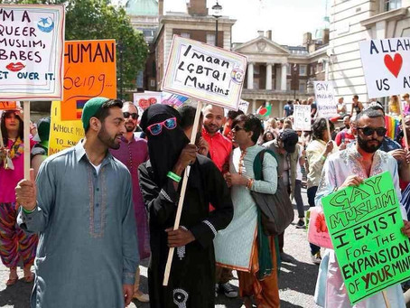 Muslim Pride Festival Launching in 2020