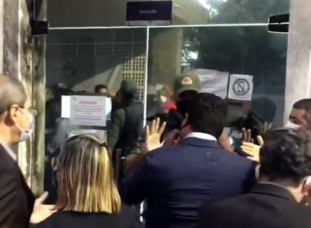 Protesters Rally Outside Hospital to Prevent 10 Year Old Rape Survivor From Getting an Abortion