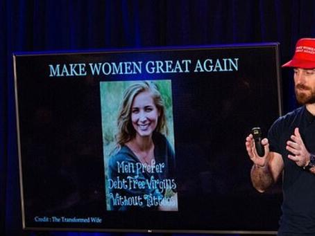 Let's Make Women Great Again?