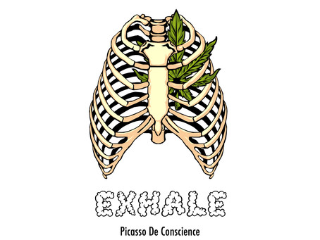 Picasso De Conscience's New Single Called Exhale