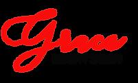 Grace beauty salon logo black:red.png