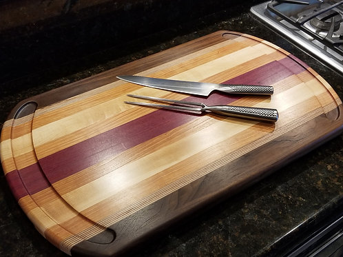 Large Meet Carving Board, Serving Tray, All Chefs will Appreciate