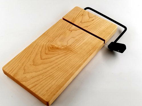 Personalized, Cheese Slicer, Cutting Board, Maple, Perfect Gift