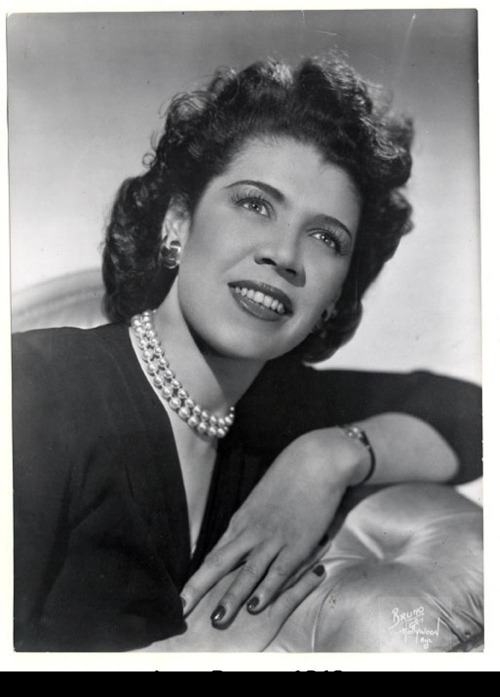 Anne Brown, 1940