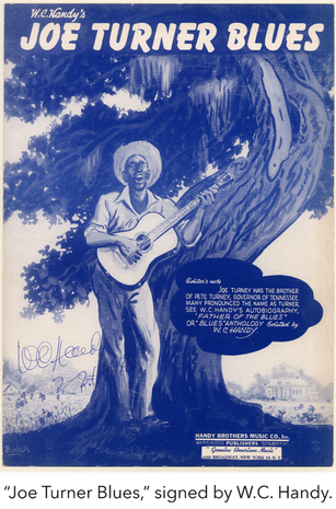 """W.C. Handy: Music Publishing Giant and """"Father of the Blues"""""""