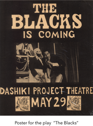 The Dashiki Project Theatre