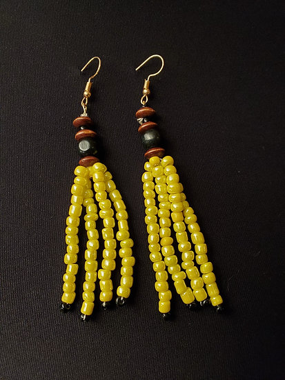 Beaded Earrings