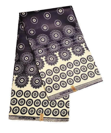 100% Cotton Wax Fabric