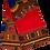 Thumbnail: Crimson Red Dashiki