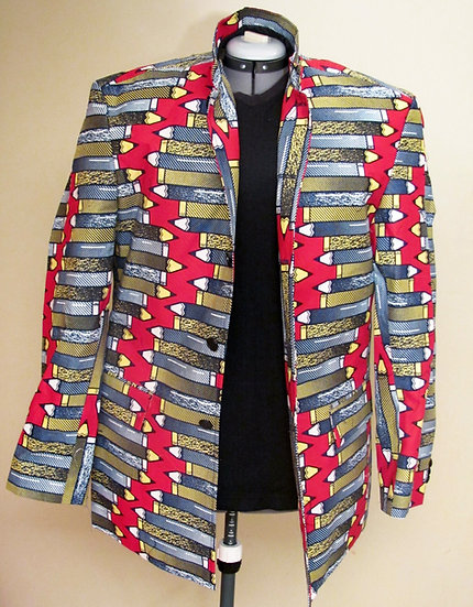 Long Sleeve Sport Coat