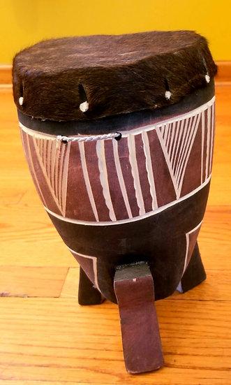 Cowhide Drum
