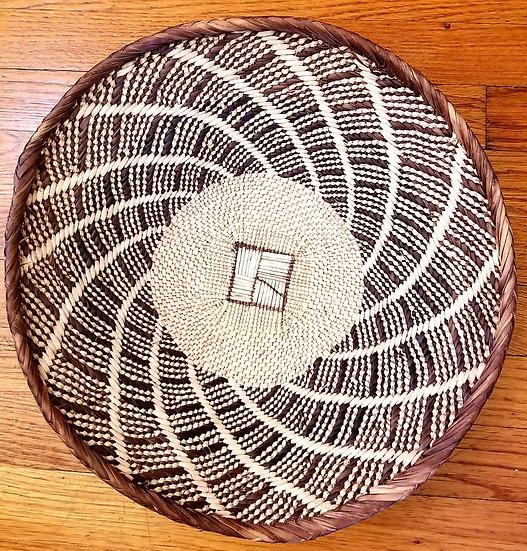Zulu Grass Basket