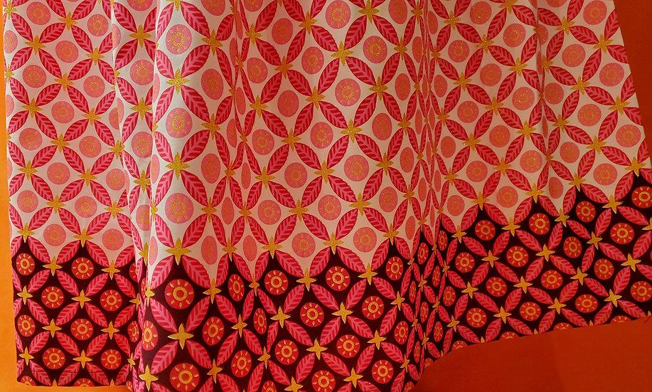 Full Length Flare Skirt
