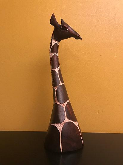 Giraffe Bust (small)
