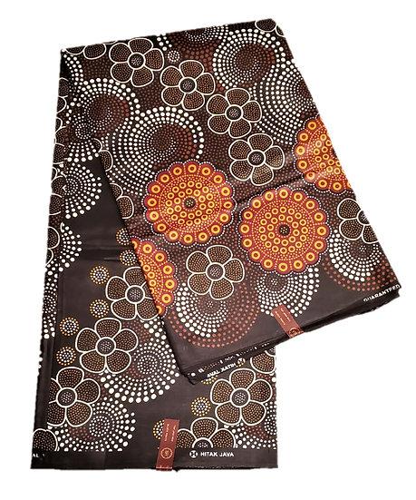 100% Wax Fabric