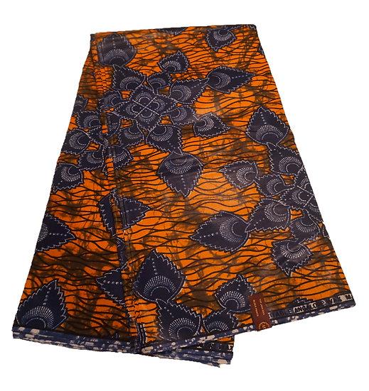 100% Wax Print Fabric
