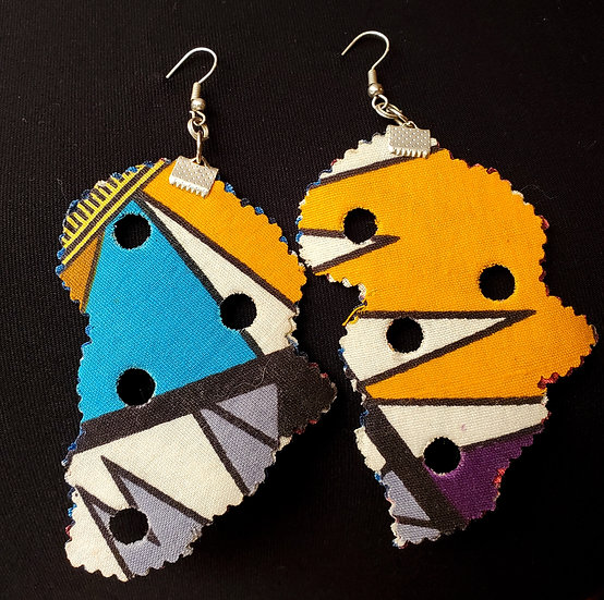 Cloth Earrings