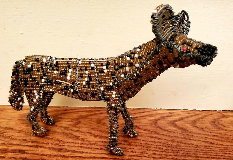 Beaded Hyena
