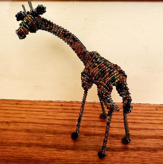 Beaded Giraffe