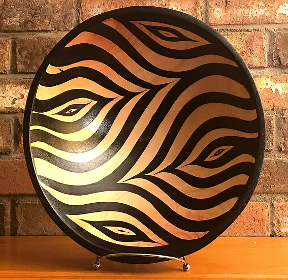 Zebra Bowl (round)