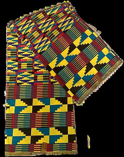 100% Polyester Wax Print Fabric