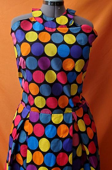 Full Length Handsewn Dress