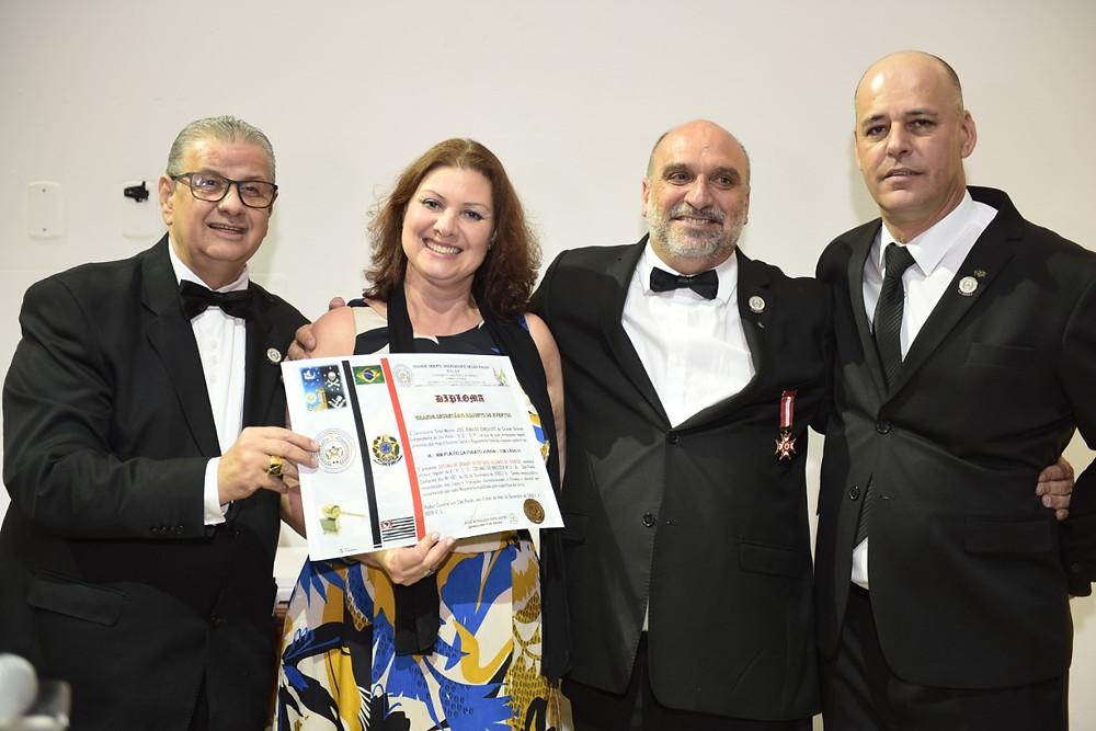 Flávio Lavorato Júnior é nomeado Secretário Adjunto de Eventos do GOISP (Foto: Sonefotos)