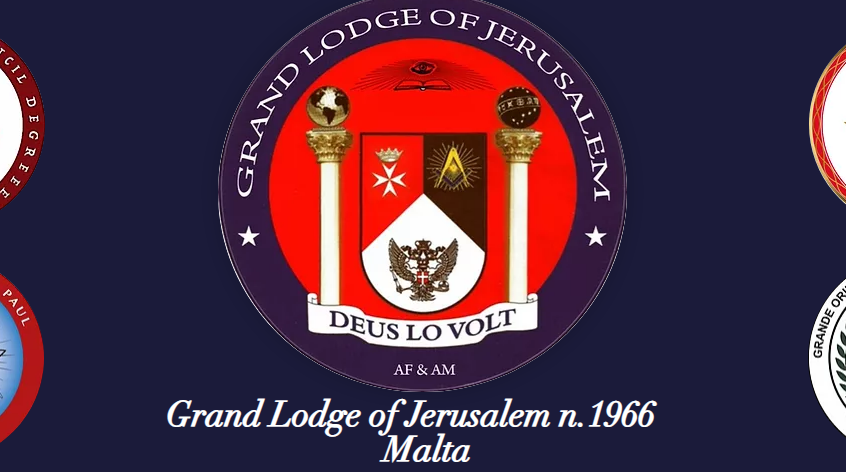 GRAND LODGE OF JERUSALEM