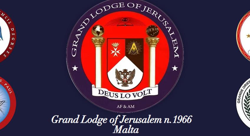 GRAND LODGE OF JERUSALEM