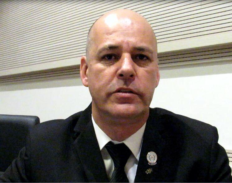 Sereníssimo Grão-Mestre do GOISP, Irmão José Ronaldo Gonçalves, em entrevista para o GOISP`News (Foto: DCM - GOISP)