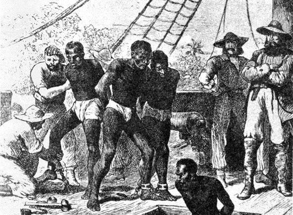 Trabalho escravo de negros no Brasil, uma vergonha nacional (Imagem: Arquivo DMC)