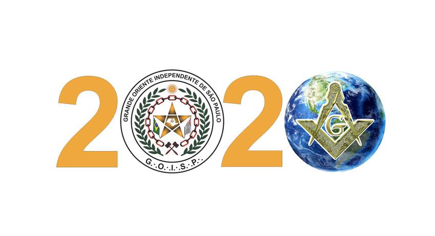 GOISP abre Ano Ritualístico 2020 com Sessão Magna da Loja Mãe