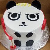 What a cake ! I just made what they aske