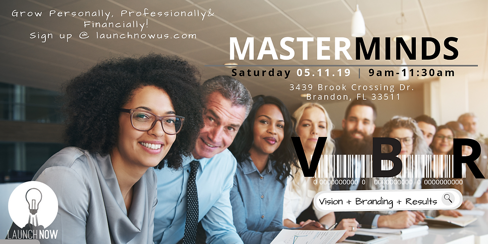 Mastermind Group - Vision | Branding | Results