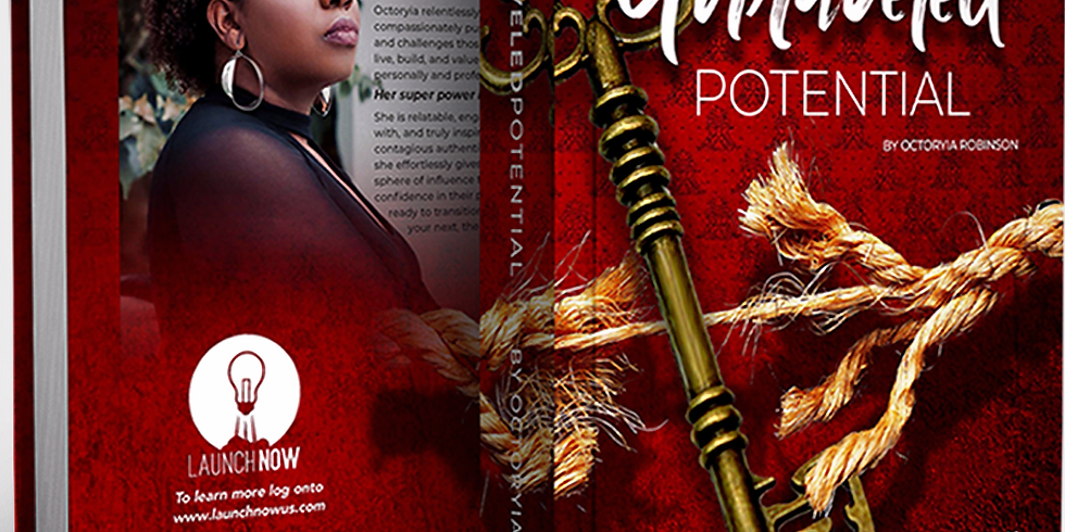 Unraveled Potential - Now Available on Amazon!