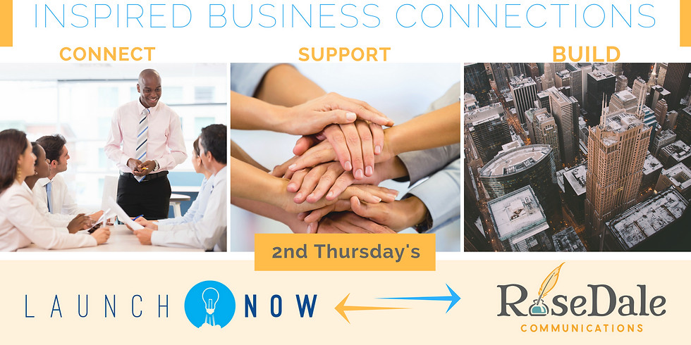 Inspired Business Connections - Networking Group