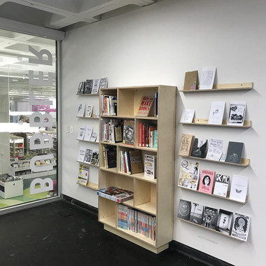 Zine Library at Madison Public Library